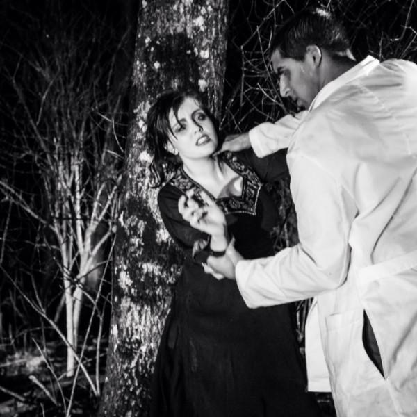 Makeup - Glyndebourne Horror- Sarah Olivier